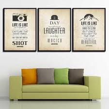 Canvas Wall Art Quotes Gorgeous Classic Life Is Like Quote Canvas Wall Art Canvasxnet