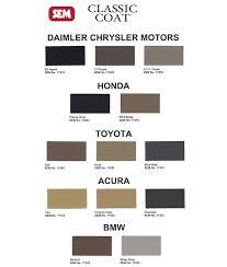 Sem Vinyl Color Chart Paint Online Charts Collection