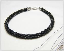 bracelet horsehair jewelry