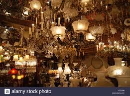 Antique Lighting Fixtures Philadelphia An Antique Light Shop In Philadelphia Stock Photo 169677458