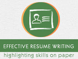 how to write a really good resumes effective resume writing