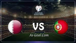 نتيجة مباراة البرتغال وقطر في تصفيات كأس العالم 2022