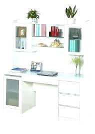 white desk with hutch. Computer Desk With Hutch White Study And New Throughout Desks Plan