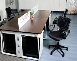 office desk cable hole. brush design, wires can be put freely, there is no block or compartment, the distance between each cable up to you. office desk hole i