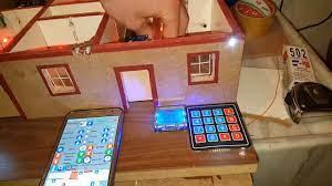 Akıllı Ev Uygulaması Bitirme Projesi - YouTube