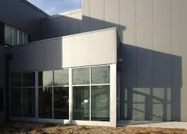 metal cladding panels