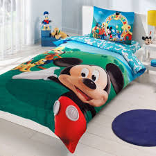 mickey mouse bedding duvet cover set new licensed 100 cotton disney mickey mouse twin
