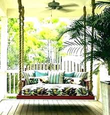 hanging bed swing porch outdoor daybed plans twin sized day diy