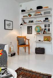 Decordots How To Organize Your Living Room Basic Adjustable Shelves