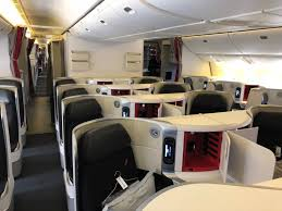 Air France Seating Chart 777 I Loved Flying Air France 777 300 Business Class Live
