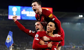 As well with other football highlights of the english premier league in hd available here on. Leicester City 0 4 Liverpool Premier League As It Happened Football The Guardian