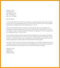 Proposal Letter For Sponsorship Sample For Event Proposal Letter Elegant 7 For Beauty Pageant Sample
