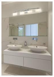 modern bathroom vanity lighting. top bathroom lighting photo of chrome vanity modern