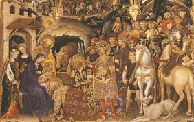 gentile da fabriano adoration of the magi adorazione dei magi 1423