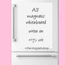 Wipe Clean Memo Board Beauteous A32 Dry Wipe Magnetic Whiteboard Flexible Notice Memo Board Kitchen