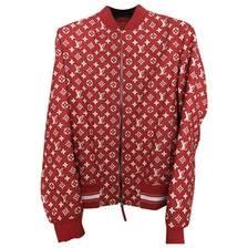 louis vuitton x supreme jacket. louis vuitton x supreme leather jacket louis vuitton supreme