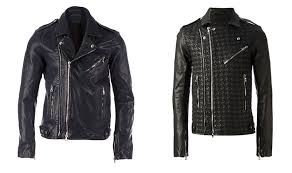 new balmain leather biker jackets for spring 2016 available now