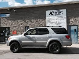 Photo Gallery - Xtreme Vehicles - 2007 Toyota Sequoia