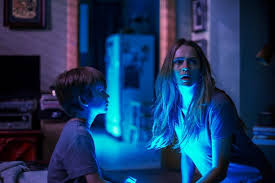 horror lighting. Gabriel Bateman And Teresa Palmer Star In \u201cLights Out.\u201d Horror Lighting