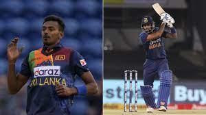 Sri Lanka vs India 1st T20I Live ...