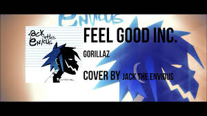 Gorillaz Feel Good Inc Punk Goes Pop Style Cover Post