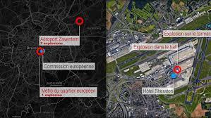 attentats du 22 mars 2016  bruxelles