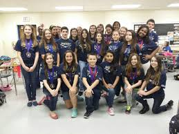 Ramblewood Middle School Drama Program Receives Honors At The Junior