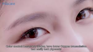 Miacare Contact Lenses