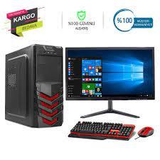 Zeiron Sn115 İ5-650 3,46Ghz 8GB 240GB + 500GB 18.5 Masaüstü Bilgisayar  Fiyatları, Özellikleri ve Yorumları