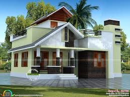 Low Cost Low Budget House Design Low Cost Single Floor Home 1050 Sq Ft Kerala Home Design