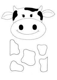 Cow Template Cow Template Printable Magdalene Project Org