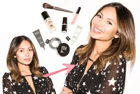 foundation routine for bination skin with make up for ever s hd collection life with me by marianna hewitt