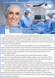 Pediatric Personal Statement Samples   Pediatric Fellowship Initial Personal Statement Neurosurgery Personal Statement Review