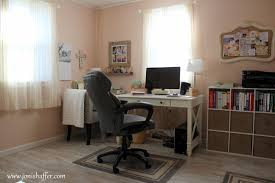 grand style home office. Cottage Style Office. Cottage-style Home Office Makeover Grand O