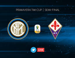 Primavera TIM Cup, Inter vs. Fiorentina to be shown live on Twitter and Inter  TV