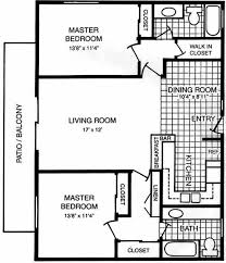 Beverly II Dual Master Suite House Plan  Schumacher HomesDual Master Suite Home Plans