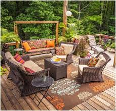 yellow patio furniture. 30 Ideas To Dress Up Your Deck Yellow Patio Furniture