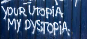 utopicus > utopia vs dystopia the word was first used in the book utopia 1516 by sir thomas more the opposite of dystopia