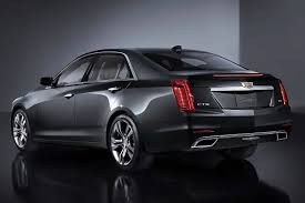 Used Cadillac Cts Sedan Pricing For Sale Edmunds