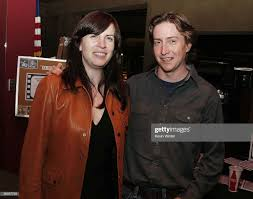 Polly Cohen , President, W.I.P., and writer/director David Gordon... News  Photo - Getty Images