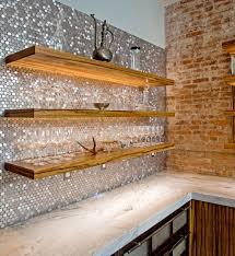 modern bar backsplash. Simple Backsplash Bar Backsplash And Shelf Idea Maybe Use More Colorful Tile Depending On  Countertop With Modern Backsplash