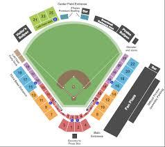 Lecom Park Seating Chart Bradenton