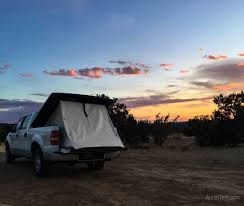 Camping In A Pickup Truck Bed Tent 5.5 Ideas Reviews Camper For ...