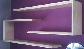 Furniture, Modern Design Floating Shelves By Brucebjorklund: Amazing Floating  Shelves Design Ideas