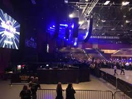 Etess Arena Seating Chart View Hard Rock Live At Etess Arena Section 214 Row E