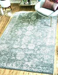blue ombre rug 8x10 grey rug area dark gray com echo shapes circles red modern