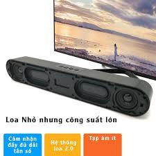 Loa Bluetooth Mini Đa Năng – Âm Thanh 3D - Màng Loa Kép - Dung Lượng Pin  1200mAh - Loa