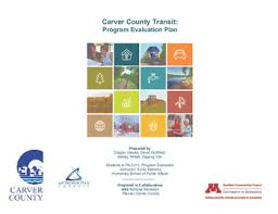 Commercial automobile insurance manual last revision date: Carver County Transit Program Evaluation With Rcp Edits
