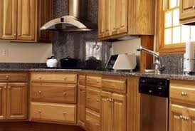 Hickory Runs On The Highend Of Spectrum For Kitchen Cabinets Hickory Wood Cabinets Home Guides  SFGate96