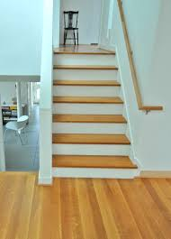 How To Hardwood Stairs Quarter Sawn White Oak Stair Treads And Flooring What I Do